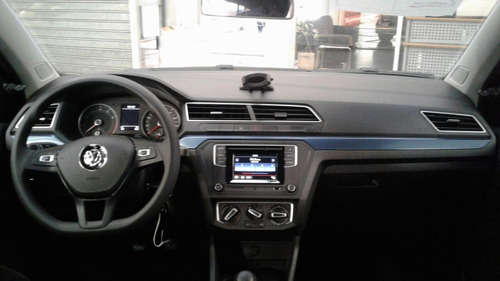 volkswagen gol 5 ptas conforline 0 km am