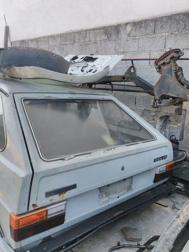 volkswagen gol bx sucata para retirada de peças