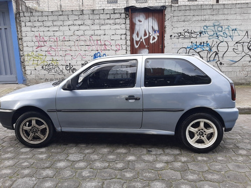volkswagen gol cl automovil