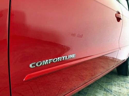 volkswagen gol comfortline 1.6 flex