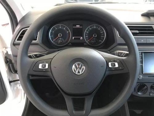 volkswagen gol comfortline tiptronic 2020 mp 0km autotag #a7