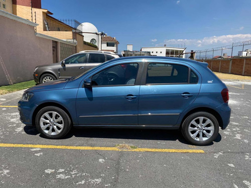 volkswagen gol connect