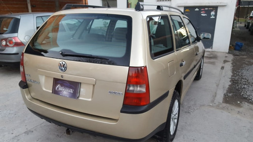 volkswagen gol country 1.9 sd mod. 2005 car max automotores