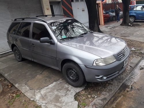 volkswagen gol country gol country  gnc ( aty automotores )