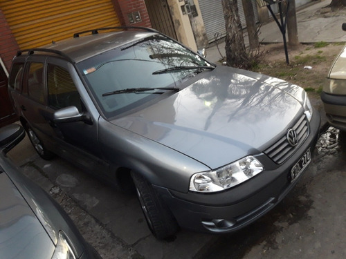 volkswagen gol country highline financio (aty automotores)