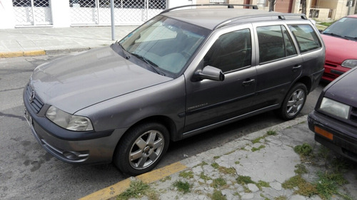 volkswagen gol country track & field