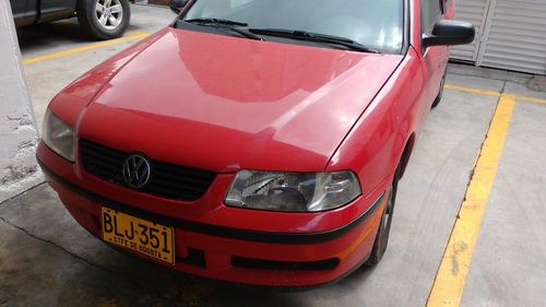 volkswagen gol coupe 1600 modelo 2000