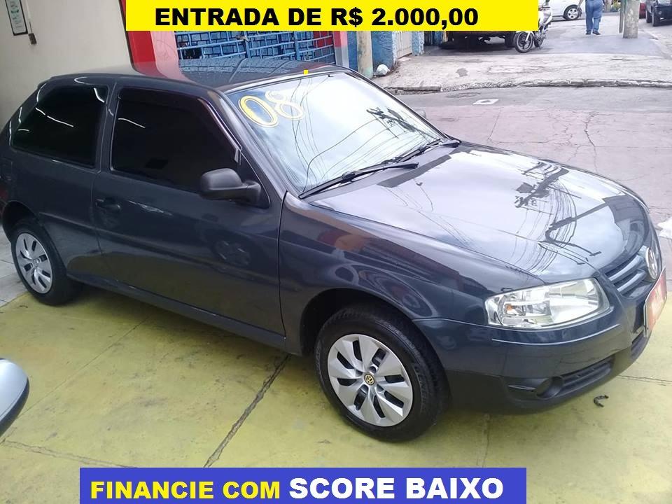 228b857f55 Volkswagen Gol Financie Sem Entrada E Sem Score - R  13.900 em ...