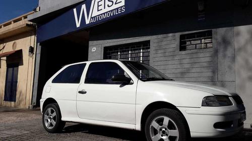 volkswagen gol g3 1600cc sano retira con u$s 3300+cuotas