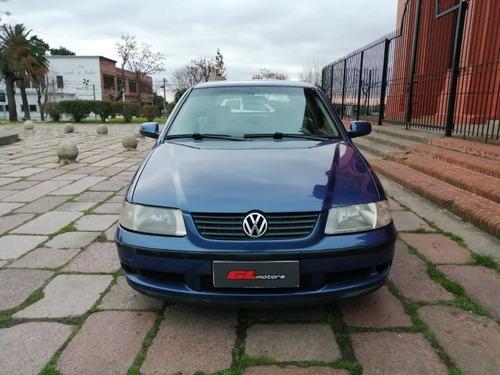 volkswagen gol g3 con extras (( gl motors )) financiamos!