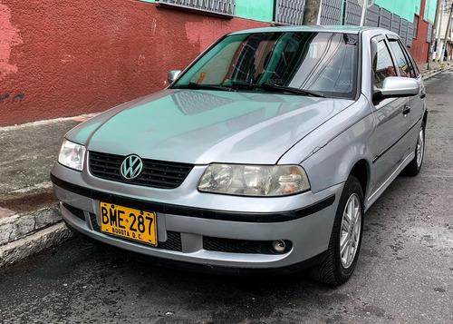 volkswagen gol g3 highline 1,8 4 puertas