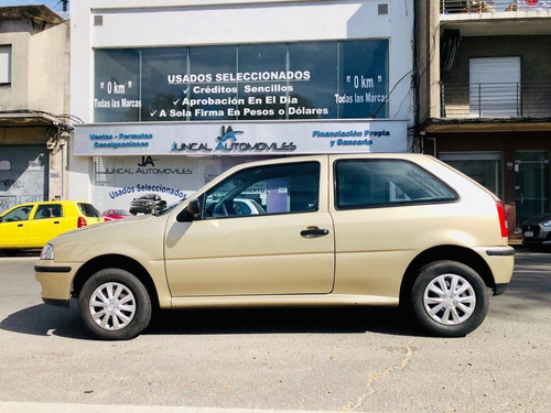volkswagen gol g3  retira con u$d 3.490  y se lo lleva ya !!