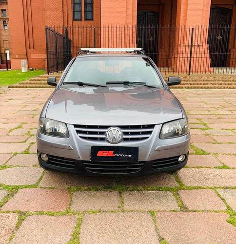 volkswagen gol g4 1.0 (( gl motors )) financiamos en pesos!