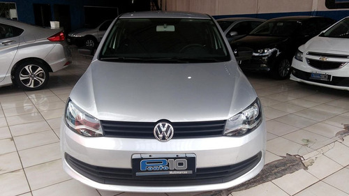 volkswagen gol g6 1.6 flex completo + air bag + abs + rodas