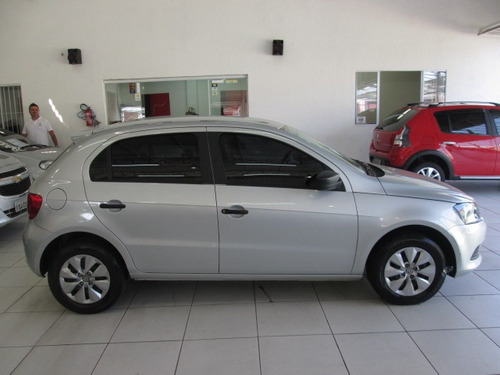 volkswagen gol g6 completo mais air bag abs unico dono