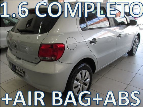 volkswagen gol g6 completo mais air bag abs unico dono