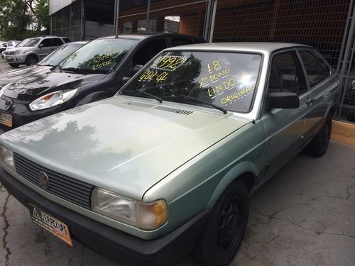 volkswagen gol gl 1.8 1992 gasolina jer pickups