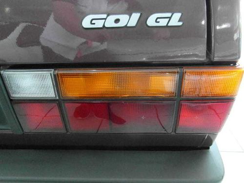 volkswagen gol gl 1.8 2p   1994