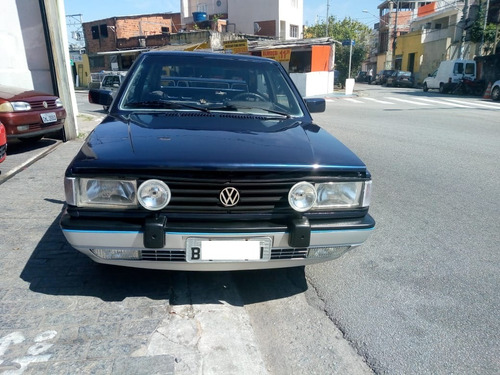 volkswagen gol gti 1990 azul lindo baratoooo