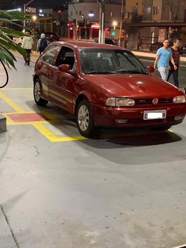 volkswagen gol gti 1995 - turbo