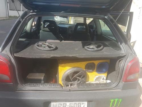 volkswagen gol gti motor 2.0 8v