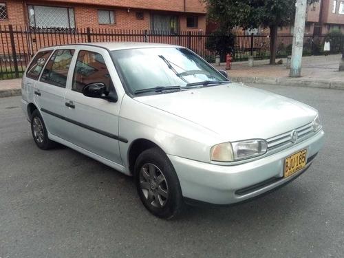 volkswagen gol parati 1.6 1998 full inyección station wagon