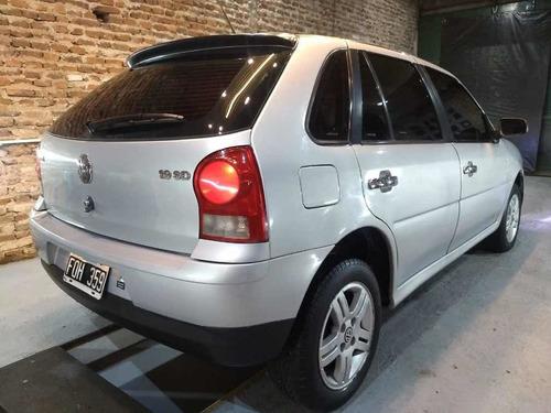 volkswagen gol power 1.9 diesel 2006