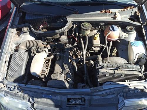 volkswagen gol power 2005 baja de carrocería con alta motor