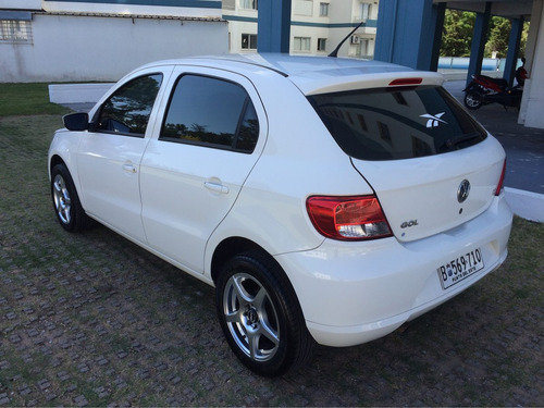 volkswagen gol power  2012