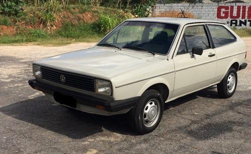 volkswagen gol s 1984 bx