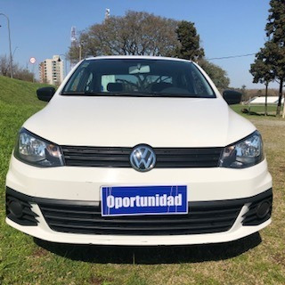 volkswagen gol sedan 1.6 power año 2018