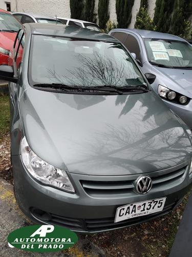 volkswagen gol sedan - única dueña - full - impecable