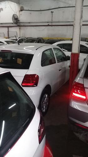 volkswagen gol trend 0km 3p 100% financiado tasa 3.9% real