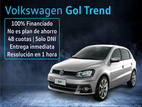 volkswagen gol trend 0km financio tasa 0% tel 1159962463 c0