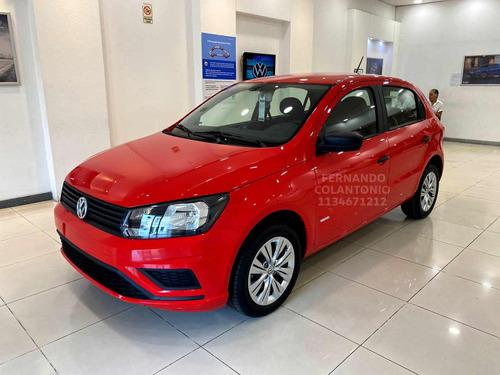 volkswagen gol trend 0km trendline precio 2020 autos nuevo