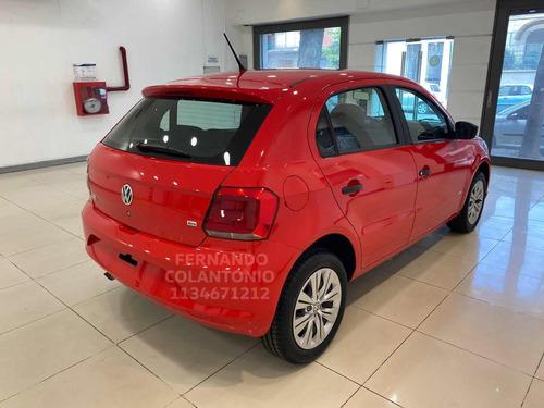 volkswagen gol trend 0km trendline precio 2021 autos nuevo