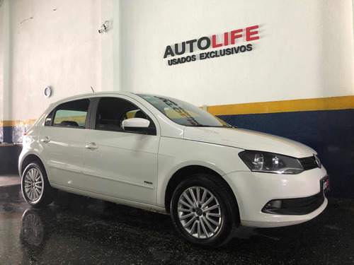 volkswagen gol trend 1.6 highline i-motion 2015