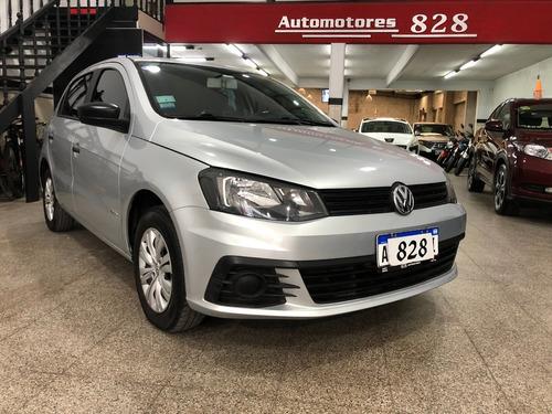 volkswagen gol trend 1.6 msi full gnc 2018 financiamos