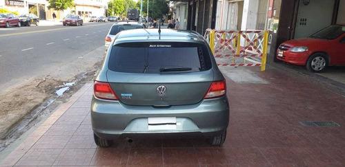 volkswagen gol trend 1.6 pack 1 plus nafta con gnc año 2011