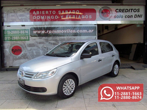 volkswagen gol trend 1.6 pack i 2010 rpm moviles