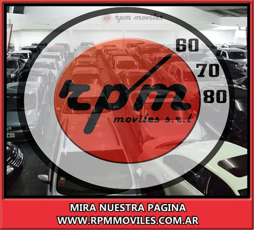 volkswagen gol trend 1.6 pack i 2014 rpm moviles