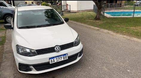 volkswagen gol trend 1.6 serie 101cv 5p 2016