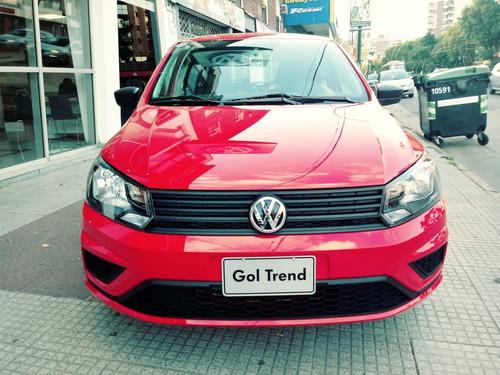 volkswagen gol trend 1.6 trendline 101cv..