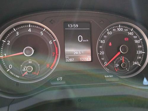 volkswagen gol trend con solo 3287 km    automotoresclaudio