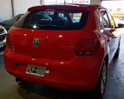 volkswagen gol trend hig ant $730000 y cuot automotores yami