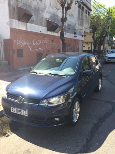 volkswagen gol trend highline i-motion 2017