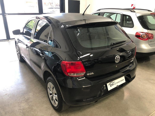 volkswagen gol trend negro 1.6 100% financiado