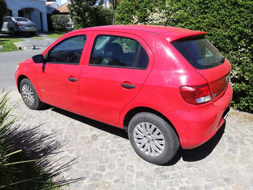 volkswagen gol trend pack 2 impecable 2010