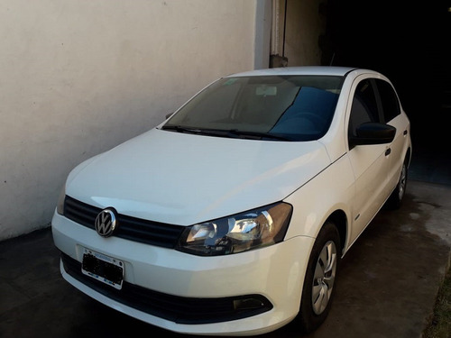 volkswagen gol trend pack i (airbag/abs) 2014 km80000.-