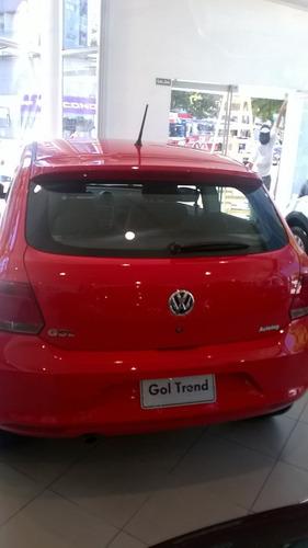 volkswagen gol trend serie 3 ptas año seguro 1 my17 #a6